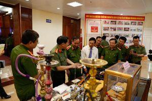 Nam Định: 10 năm bắt giữ gần 13.000 vụ, hơn 14.600 lượt đối tượng tội phạm ma túy
