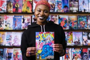 Truyện tranh siêu anh hùng tự sáng tác vẫn hút khách tại Mỹ