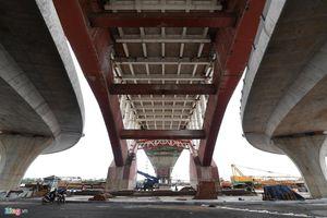 Cây cầu hơn 2.000 tỷ ở Hải Phòng được thiết kế hình cánh chim biển