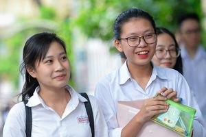 Những thí sinh đầu tiên trúng tuyển ĐH Luật Hà Nội và ĐH Luật TP.HCM