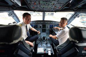 Các hãng bay Việt Nam so kè về lương phi công ra sao?
