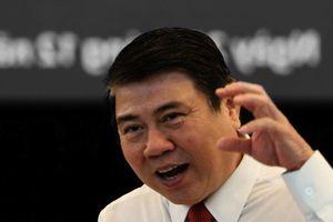 Chủ tịch Nguyễn Thành Phong: 'Thành phố nói nhiều mà có làm được đâu'
