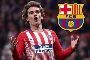 Atletico kiện Barca, đòi trả thêm 80 triệu euro cho Griezmann