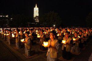 Đêm Hoa đăng nghĩa tình, tri ân các Anh hùng, liệt sĩ tại Ninh Bình