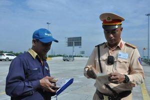 Sau ba ngày tổng kiểm soát, Hà Nội xử lý hơn 3.200 phương tiện vi phạm