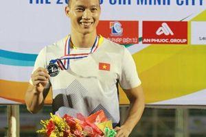 Nguyễn Hoài Văn mơ 'vàng' SEA Games