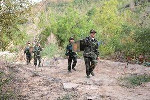 TP Nha Trang diễn tập khu vực phòng thủ
