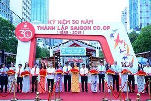 Khởi động lễ hội tái hiện 30 năm nhà bán lẻ điển hình TP Hồ Chí Minh