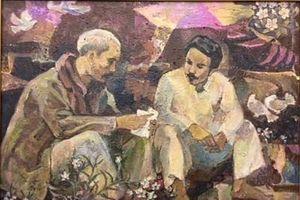 Triển lãm gần 100 hình ảnh, tài liệu, hiện vật 'Chủ tịch Xuphanuvông - Người bạn thân thiết của nhân dân Việt Nam'