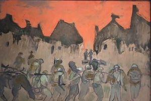 Trưng bày 60 bức tranh của Đại tá, họa sĩ, nhạc sĩ, NSƯT Nguyễn Đức Toàn
