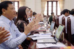 Khai mạc kỳ họp thứ 10, HĐND tỉnh Quảng Trị khóa VII