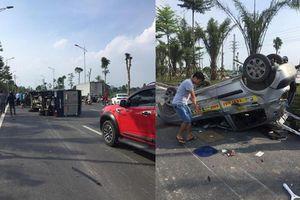 Toàn cảnh xe 'điên' gây tai nạn rồi bỏ chạy