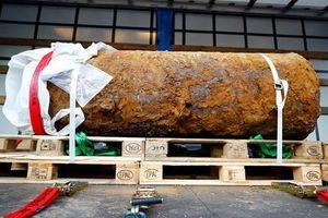 Phát hiện bom 'khủng' từ thời Chiến tranh thế giới thứ 2 tại Trung Quốc