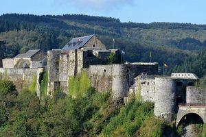 3 tòa lâu đài bạn nên ghé một lần đặt chân đến Bỉ