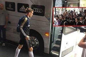 Gareth Bale tiếp tục bị fan la ó vì thái độ của mình