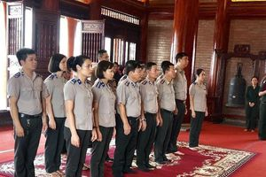 Thái Nguyên kỷ niệm 73 năm Ngày Truyền thống Thi hành án dân sự