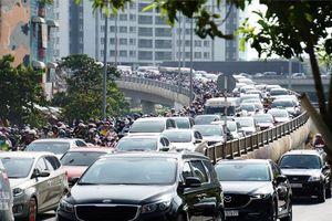 TPHCM đề xuất chi 250 tỷ xây hàng loạt trạm thu phí ô tô vào trung tâm