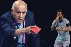 Xúc phạm Messi, Chủ tịch LĐBĐ Palestine trả giá đắt
