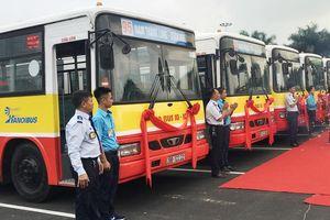 Tuyển dụng lái, phụ xe buýt