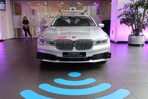 BMW, Tencent lập trung tâm máy tính ở Trung Quốc phát triển ôtô tự lái