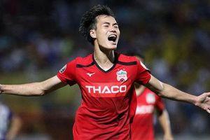 CLIP: Bàn thắng của Văn Toàn lọt top 5 bàn thắng đẹp nhất vòng 16 V.League 2019