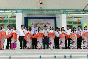 Khánh thành công trình giai đoạn 2 Trường Tiểu học Phước Thành B