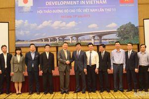 Nhật Bản - Việt Nam trao đổi kinh nghiệm về đường bộ cao tốc