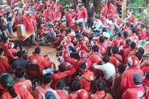 Go-Viet lên tiếng về chính sách mới khiến hàng trăm tài xế phản đối, đình công