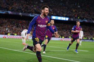 Messi bất ngờ nhận thất bại cay đắng trong cuộc đua nội bộ Barca
