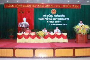 HĐND thành phố Thái Nguyên khóa XVIII tập trung bàn giải phát thúc đẩy phát triển kinh tế