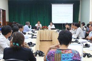 Hội thảo lấy ý kiến về dự án Bộ luật Lao động (sửa đổi) tại TP. Hồ Chí Minh