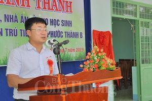 Vinataba hỗ trợ gần 31 tỷ đồng cho Ninh Thuận