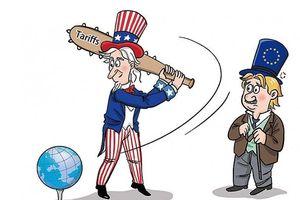 Vòng xoáy thuế quan của Mỹ tiếp diễn từ Trung Quốc tới EU