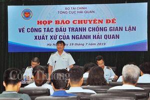 Mạnh tay với hành vi giả mạo xuất xứ hàng hóa Việt Nam