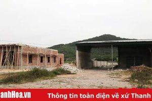 Tăng cường công tác quản lý quy hoạch, trật tự xây dựng trên địa bàn huyện Tĩnh Gia