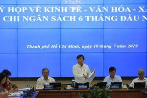 TP. Hồ Chí Minh thúc đẩy tiến độ giải ngân vốn đầu tư công