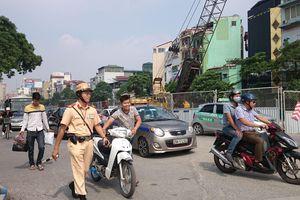 Lực lượng CSGT được quyền giữ xe máy trong trường hợp vi phạm nào?