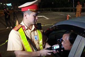 3 ngày ra quân, Cục CSGT phạt gần 900 tài xế vi phạm nồng độ cồn và ma túy