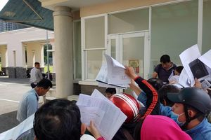 Hàng trăm người dân nộp hồ sơ khiếu kiện, khiếu nại về đất tại Thủ Thiêm