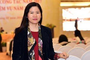 Văn phòng Chính phủ có nữ Phó chủ nhiệm đầu tiên