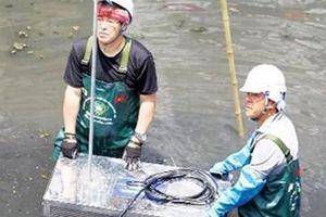 Thử nghiệm nhiều phương án 'cứu' sông Tô Lịch
