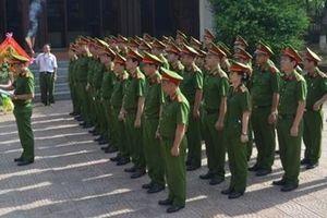 Cảnh sát Kinh tế Công an Nghệ An báo công lên Bác