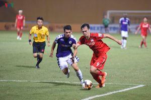 Trước vòng 17 V-League 2019: Hà Nội FC thiệt quân, HAGL mừng thầm