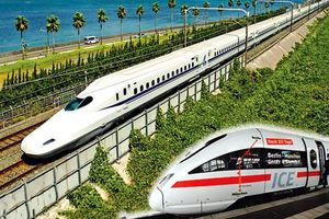 Đường sắt Bắc-Nam chênh nhau 32 tỷ USD: Chỉ là dựa trên các kịch bản?