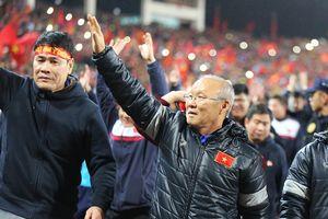 HLV Park Hang Seo sẽ giúp tuyển Việt Nam tạo lịch sử ở vòng loại World Cup?