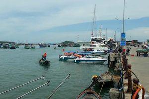 Phát hiện thi thể ngư dân ở vùng biển Phú Quốc