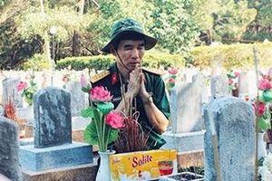 Nguyễn Hữu Quý – người mang nợ liệt sĩ Trường Sơn