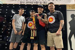 Boxing Việt Nam tạo tiếng vang, giành tổng cộng 5 cúp vàng tại giải chuyên nghiệp ở Hàn Quốc