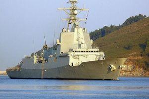 Tây Ban Nha rút chiến hạm khỏi nhóm tác chiến tàu sân bay Mỹ