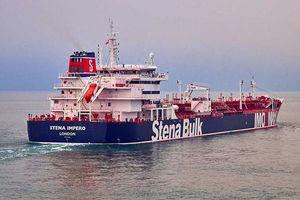 Anh đe dọa Iran sẽ chịu hậu quả nếu không thả tàu chở dầu
